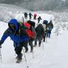برگزاری اردوهای دانشآموزی در هوای برفی…؟!