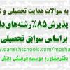 ثبت نام پذیرش دانشجو؛ صرفاً براساس سوابق تحصیلی برای بهمن ماه۹۷، شروع از ۲۹ دی ماه