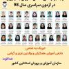 اسامی نتایج کنکور ۱۳۹۸ دانش آموزان با نیازهای ویژه که موفق به کسب رتبه های برتر شده اند